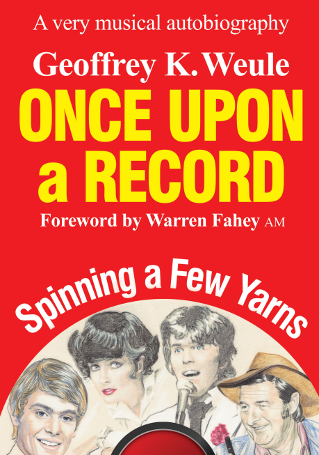 Once Upon A Record - Front Cover